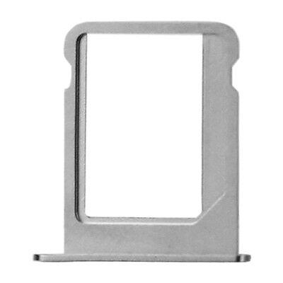 SIM-Tray #S78 Silber zu APPLE IPHONE 4S - Halter Karten Slot Schlitten Telefon (Apple Iphone 4 Sim Card Tray)