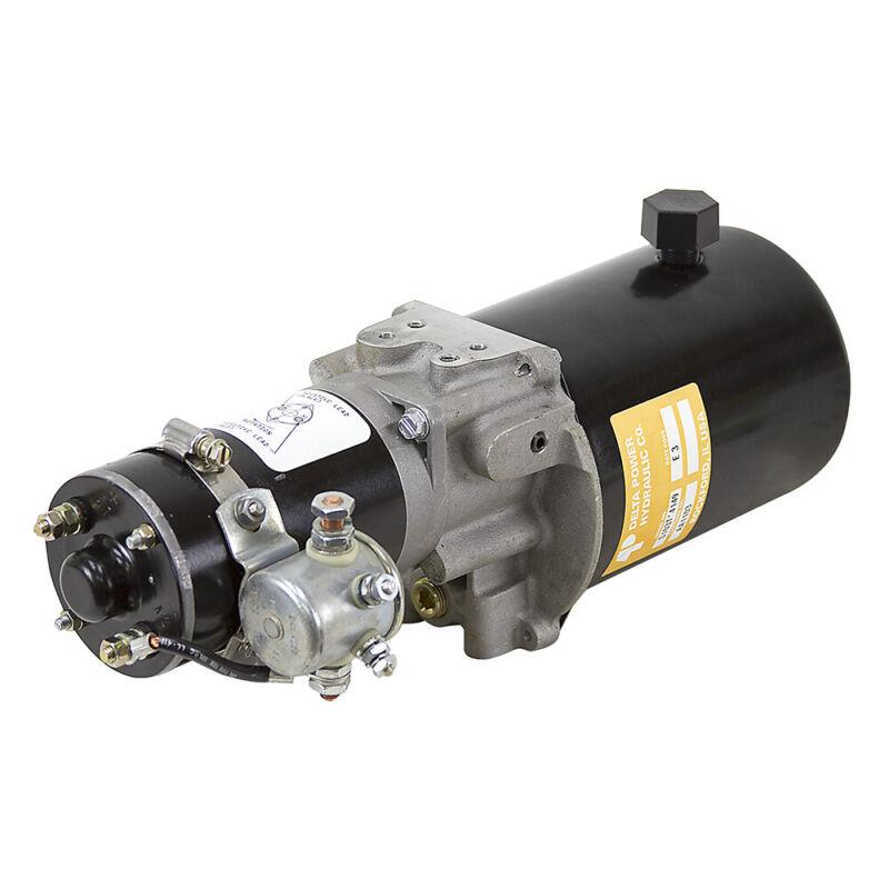 12 Volt DC Delta Power Hydraulic Power Unit S103T*4149 9-8509