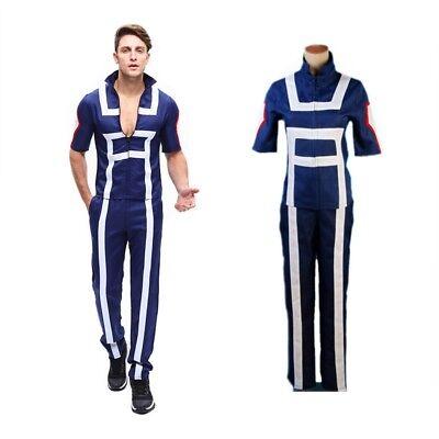 Hero Costumes (My Boku no Hero Academia Kohei Horikoshi Gym Sport Carnival Cosplay Costume)