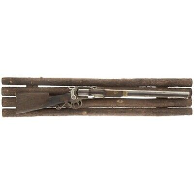 Rifle Wall Decor Shotgun Prop Replica Wood Resin 3D Wall Farmhouse Western Art - Western Prop