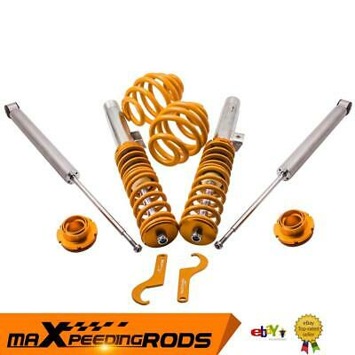 Suspension Kit Coilovers For BMW 3 Series E46 Touring Estate Adjustable Height for sale  Leicester