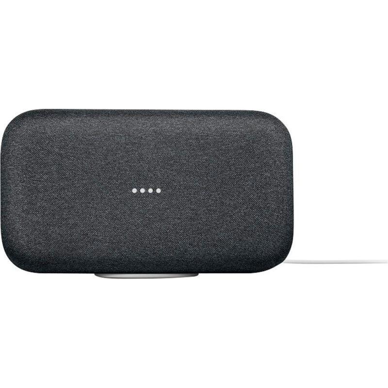 Google Home Max Premium Wifi Smart Speaker - Charcoal - (GA00223-US)