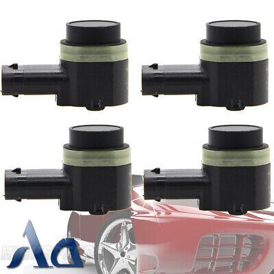 4X für VW Audi PDC Sensor hinten Park Distance Control schwarz matt 4H0919275 DE