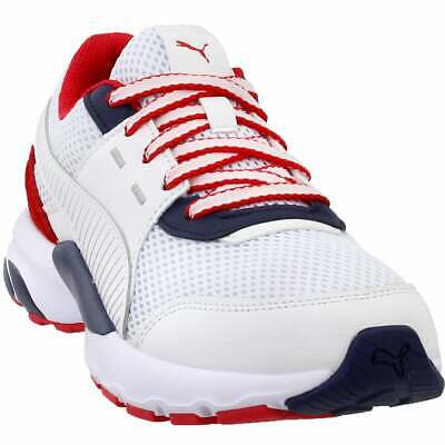 Puma Future Runner Premium Sneakers Casual    - White - Mens