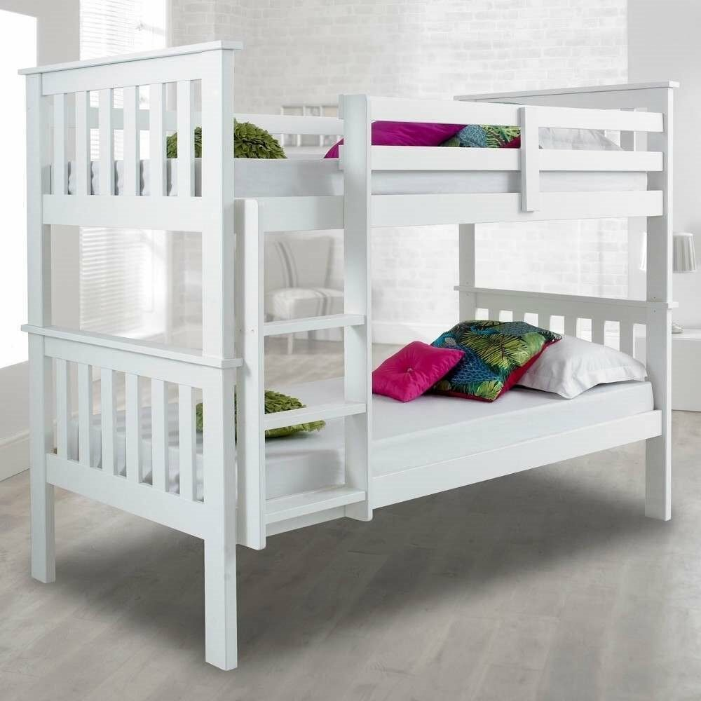 Short Bunk Beds Perfect For Small Box Room In Teddington London