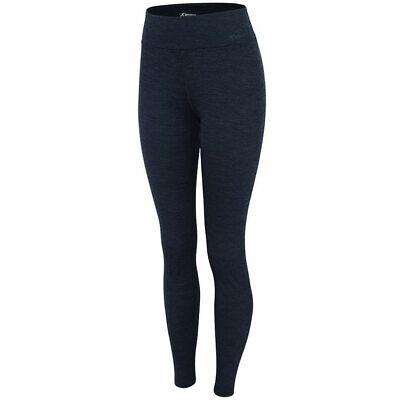 Terramar Thermawool 4.0 Pants for Women, Smoke Heather