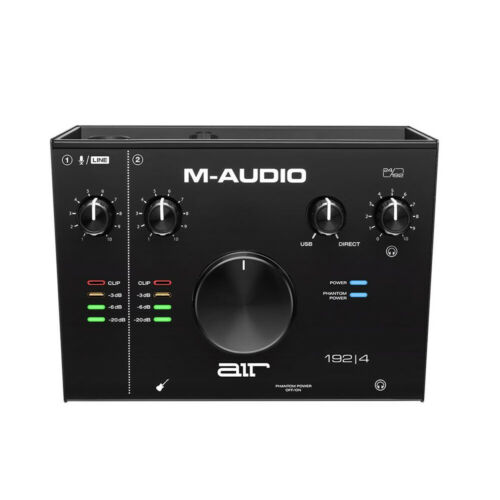 M-Audio AIR 192X4 USB Audio Interface
