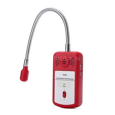 KXL-8800A Portable Combustible Gas Detector Leak Location Determine Tester G6E2