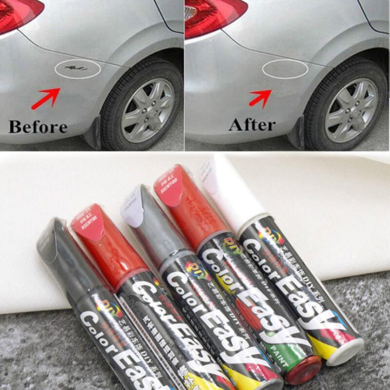 Car Paint Repair Pen Scratch Remover Touch Up Clear Coat Applicator Fix Tool Hot