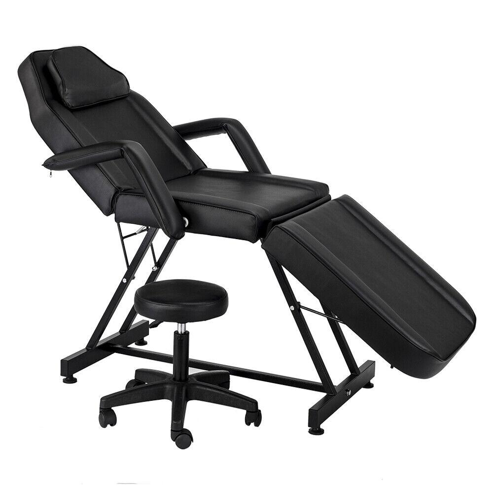 "72"" Adjustable Beauty Salon SPA Massage Bed Tattoo Chair wit"