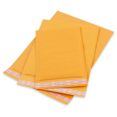 25 3 Kraft Bubble Padded Envelopes Mailers Self Seal Shipping Bags 8.5x14.5