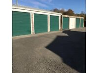 Garages to rent in NUNNEY FROME SOMERSET - £16.44 a week - AVAILABLE NOW !