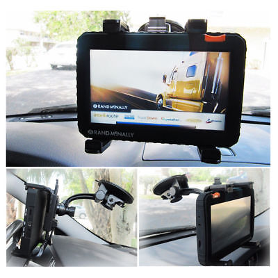 Car Windshield Dashboard Suction Mount Holder Bracket Stand For 7-inch Truck GPS