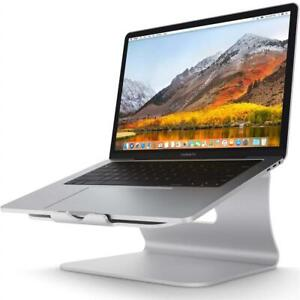 NEW Laptop Stand - Bestand Aluminum Cooling MacBook Stand: [Update Version] Stand, Holder for Apple MacBook Air, MacB...