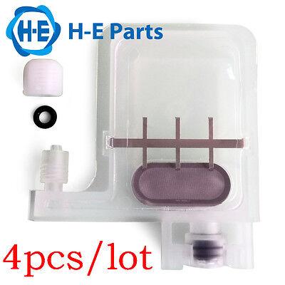 4pcslot H-e Parts Mutoh Vj-1604 Big Damper Mutoh Valuejet 1604w Big Damper