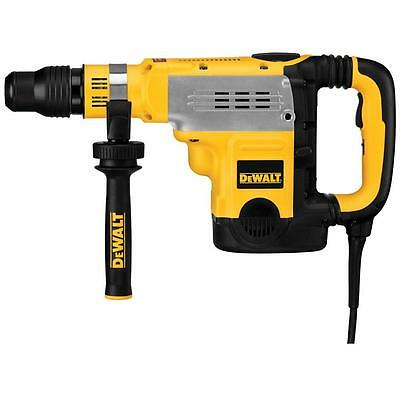 New Dewalt - D25723k - 1-78 Sds Max Combination Hammer W 2-stage Clutch
