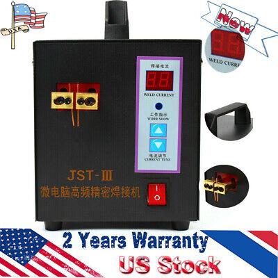 Pulse Spot Welder Welding Soldering Machine For Battery Packs 110v 3kw