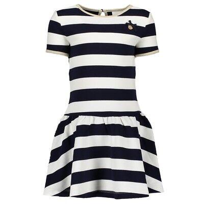 Mädchen Girl Kleid blue navy Gr.128-164 UVP 59,95 ✿ (Navy Kleid Mädchen)