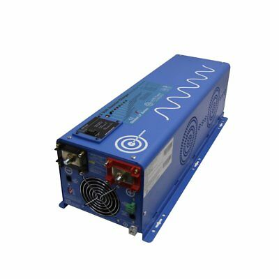 Aims Power 4000 Watt Pure Sine Inverter Charger 12VDC to120/