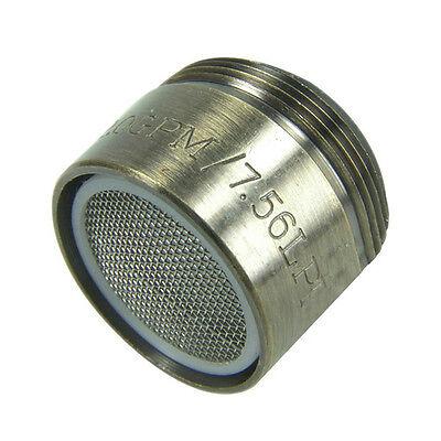 Brass Dual Aerator - Danco Antique Brass Dual Thread Aerator 55/64