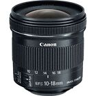 Canon EF-S Wide Angle Camera Lens