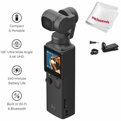 FIMI Palm XIAOMI 3 Axis Gimbal Stabilizer with 4K Smart Camera+ Backpack Strap
