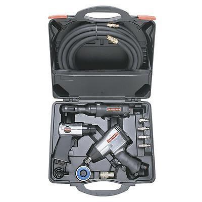 NEW Craftsman 10 pc. Air Tool Set Air Compressor Tools Hammer Ratchet Impact