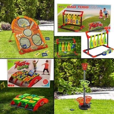 Wurfspiel Bean Bag Zielscheibe Familienspiel Geschicklichkeitsspiel Kinder TOP
