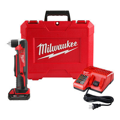 Milwaukee 2615-21 Ct M18 Right Angle Cordless Drill Kit