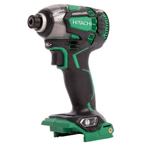 Hitachi WH18DBDL2/W4 18V Brushless IP56 Impact Driver Body Only WH18DBDL2
