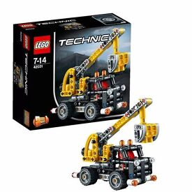 LEGO Technic 42031: Cherry Picker. Brand new in unopened box