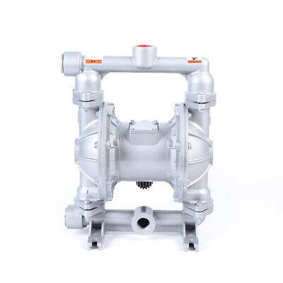 Qbk-25l Air-operated Double Diaphragm Pump Membrane Pump 24gpm 1 Inletoutlet