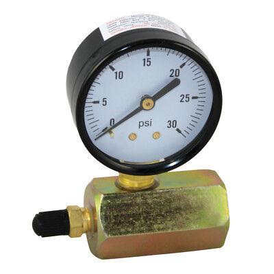 30 Psi Gas Air Test Gauge Pressure 34 Fpt Body