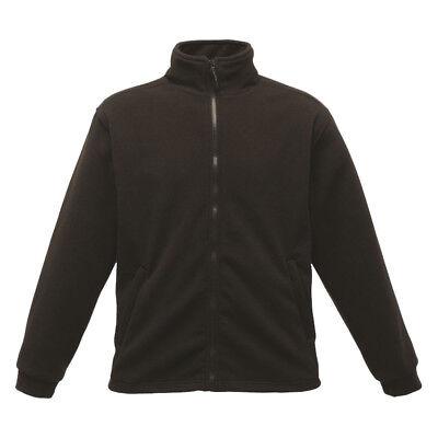REGATTA FLEECE BROWNING LINED PADDED INSULATED WORK WINTER OUTDOOR JACKET BLACK Browning Lined Fleece