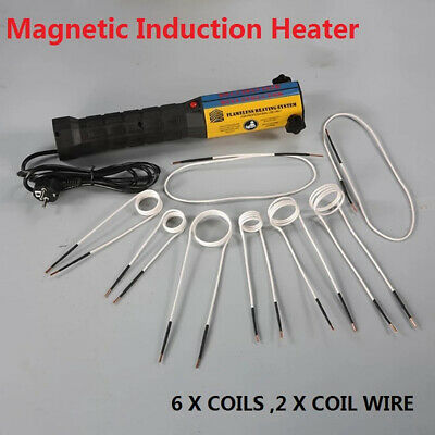 1000w Mini Ductor Magnetic Induction Heater Kit Automotive Flameless Heater 110v