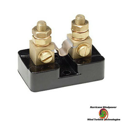 Bogart 100a 100mv Dc Shunt For Current Monitoring Meters For Trimetric Meters