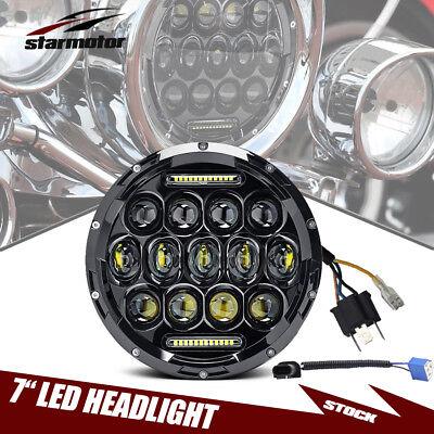 - LED Headlight Fit 1993-2008 Ducati Monster 1000 600 620 695 750 800 900 S4 Sport