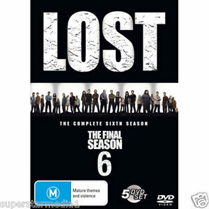 Lost - Season 6 : THE FINAL SEASON : NEW DVD