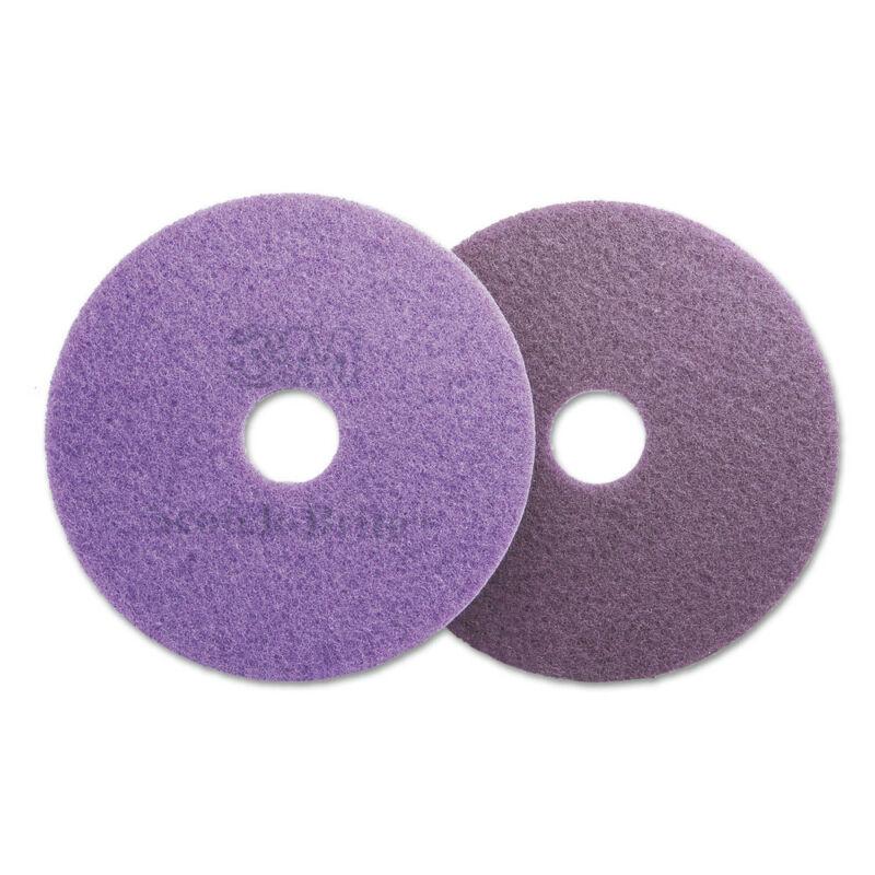 Scotch-Brite 08743 5-Pc./CT Diamond 16 in. Floor Pads - PPL New