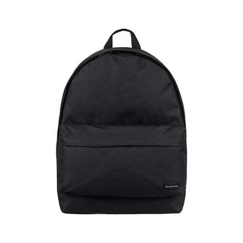 Oldy Black Quiksilver Poster Plus Backpack Mens Bags