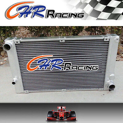 ALL ALUMINUM ALLOY RADIATOR FOR PORSCHE 944 Turbo S S2 5 SPEED Langerer  Reich