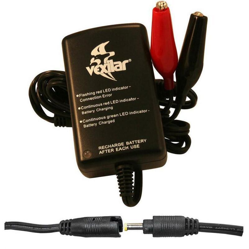 Vexilar V-410 12 Volt Automatic Battery Charger /V-410