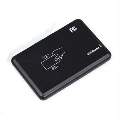 Smart Dc 125khz Rfid Id Card Reader Writer Copier Duplicator Usb For Pc Windows