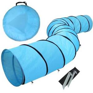 SALE! Pets/Dogs Training Tunnel (3 sizes) - DELIVERED