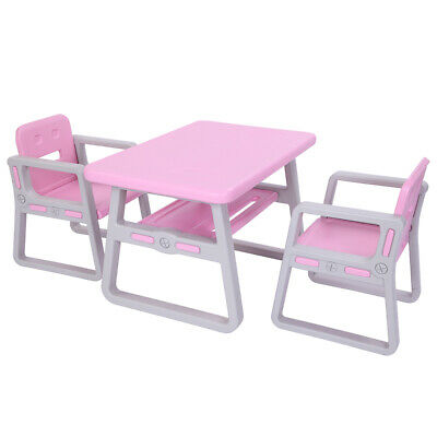 Kids Table and Chairs Set - Toddler Activity Chair Best for Toddlers Lego