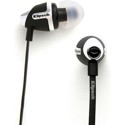 Klipsch Image S4 Ii In-ear Enhanced Bass Noise-isolating ...