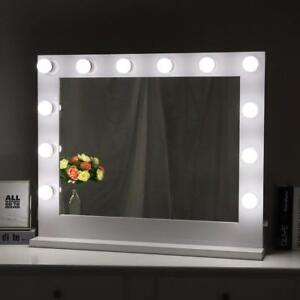 NEW VANITY TABLE TOP HOLLYWOOD MOUNTED MAKEUP MIRROR DC1175 for sale  Calgary