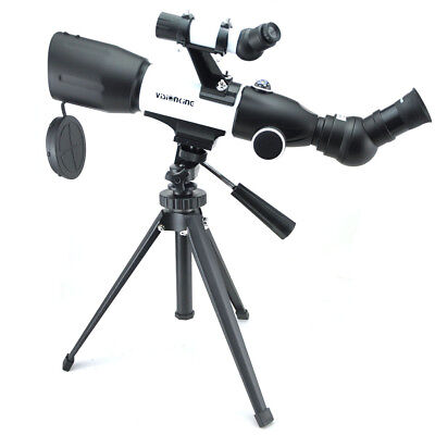 Visionking 350-50mm Astronomical Telescope Glass lens 1.25, New Gift 4 You