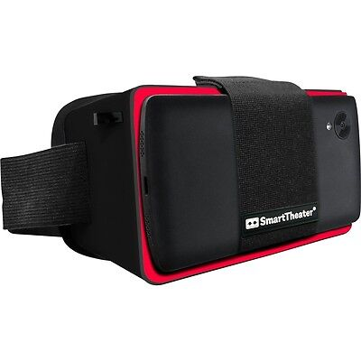 Smart Theater 20000BLK Virtual Reality Headset - Black, Ages 7+ - Brand NEW!