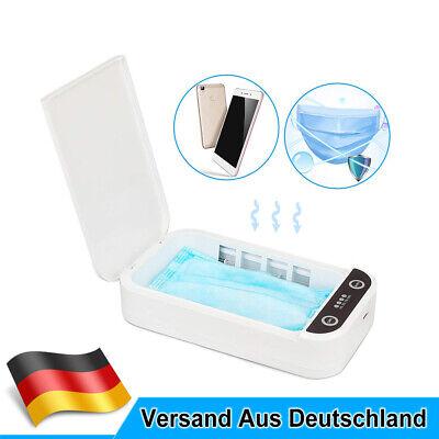 UV Sterilisator Desinfektionbox UV-Licht Sterilizer Box Multifunktionale DHL